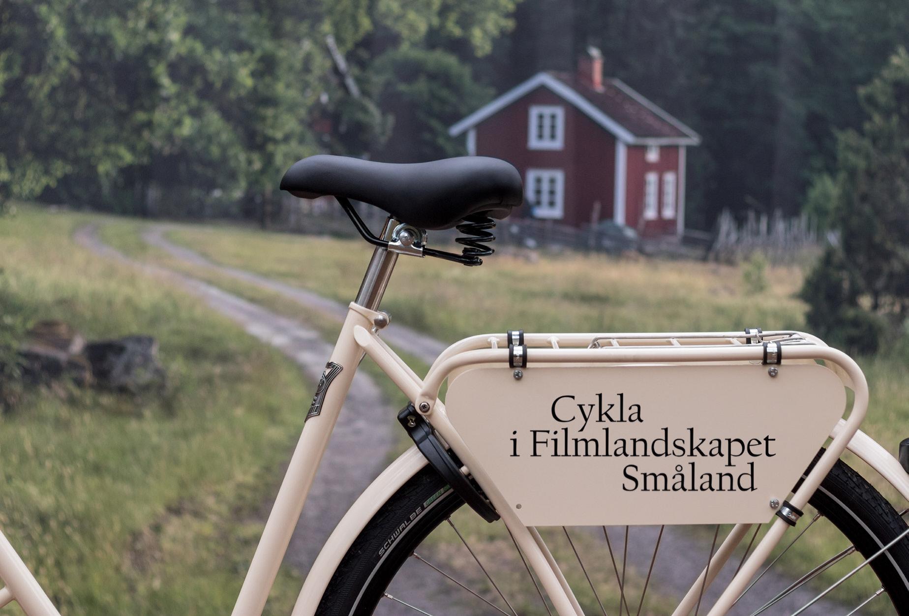 Cyckla i Filmlandskapet Småland